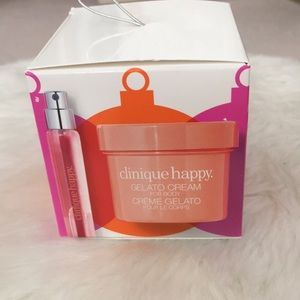 Clinique happy couple duo gift set